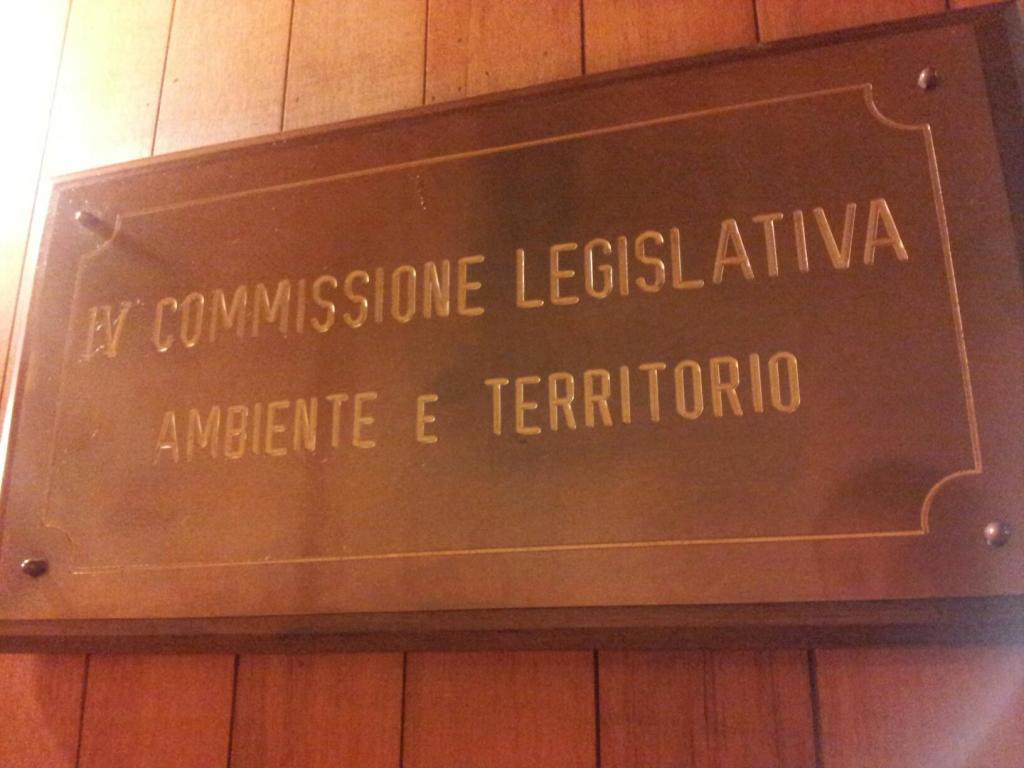 Rifiuti-  IV Commissione ARS Ambiente e Territorio