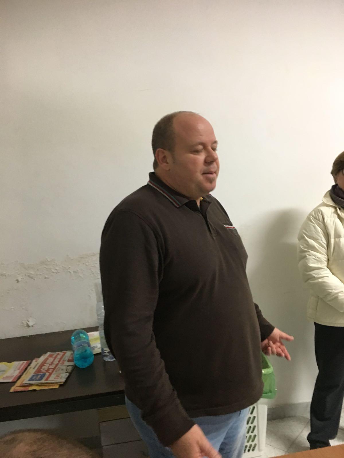 Enzo Maggiore nuovo Segretario Generale della FpCgil di Caltagirone