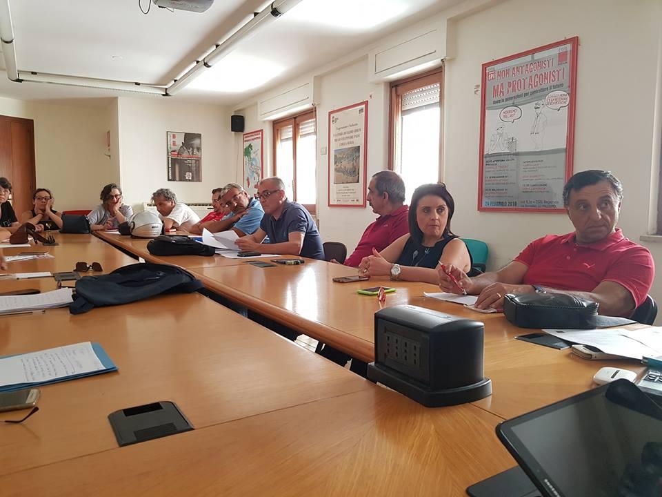 Stabilizzazione dei precari: si è riunito il coordinamento regionale, presente il Segretario Nazionale Fp Cgil Bozzanca