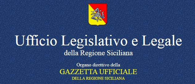 Presidenza della Regione -Ufficio Legislativo e Legale