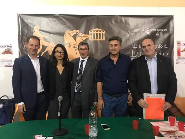 Congresso provinciale Fp Cgil Agrigento: Iacono confermato segretario, applausi e apprezzamenti per la leader nazionale Sorrentino