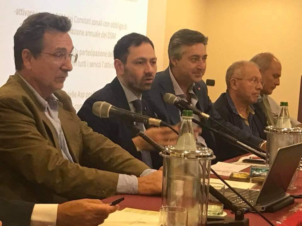 Assistenza in salute mentale: le criticità in Sicilia: Fp Cgil consegna le proposte all'assessore Razza