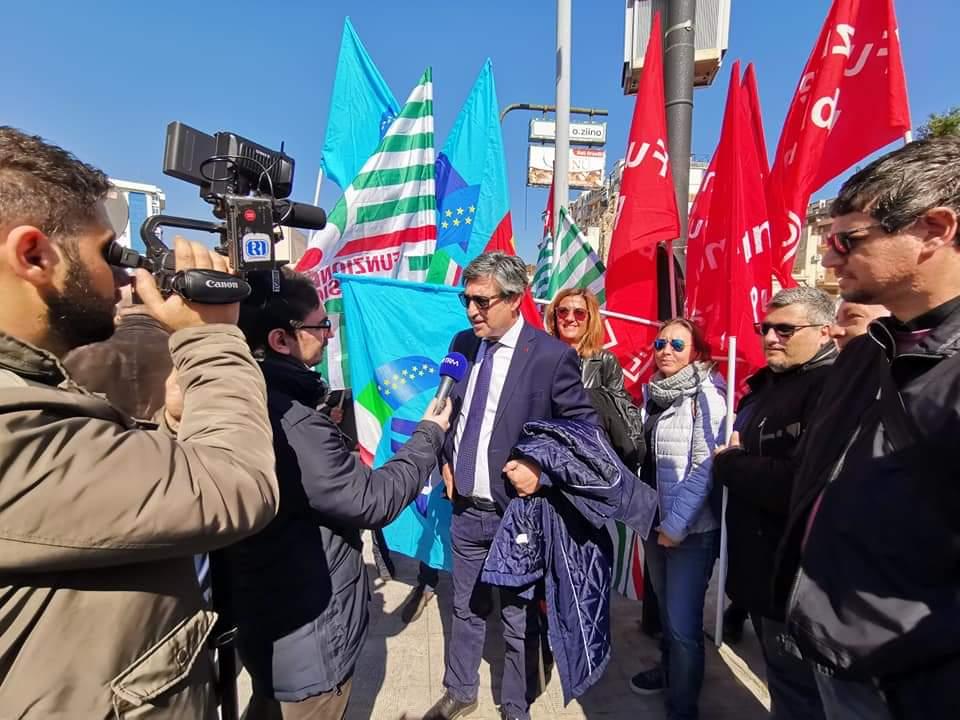 Sanità privata, mancato rinnovo del contratto Aiop-Aris: sit in di protesta dei sindacati