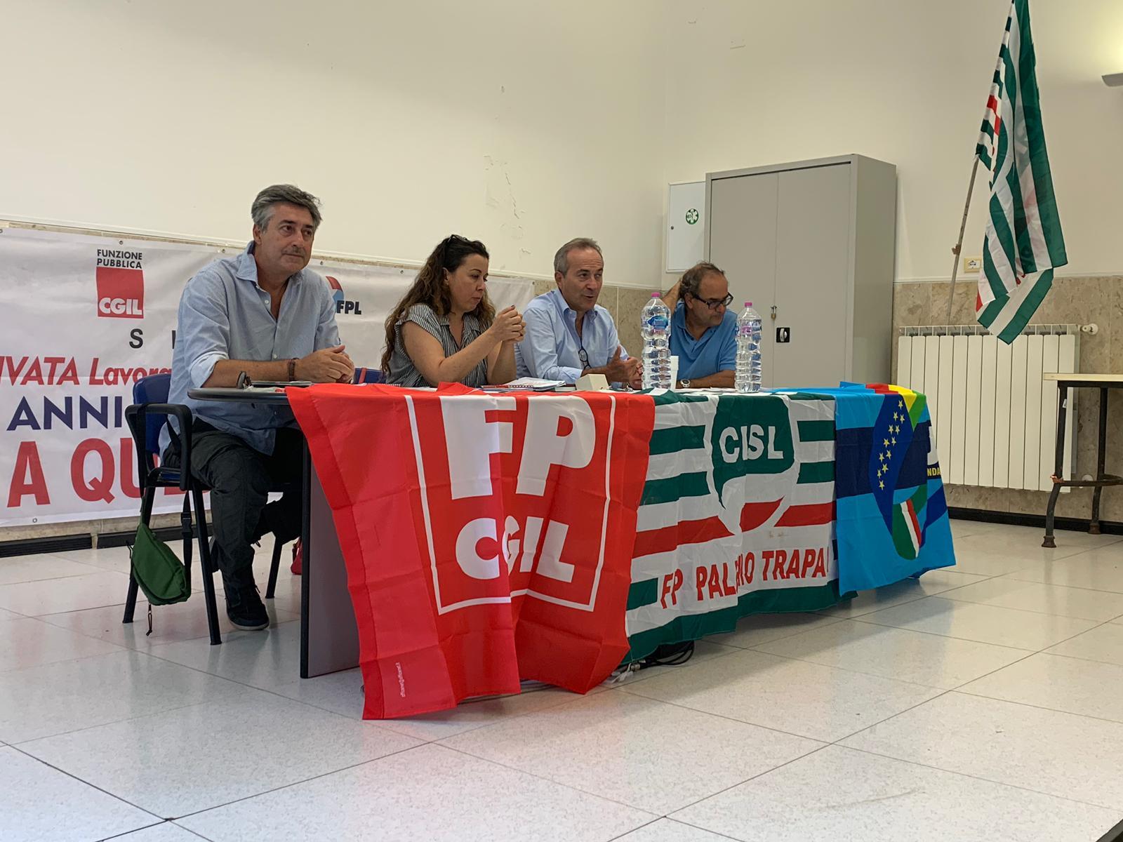 Nella sanità privata non si rinnova il contratto da 12 anni, oggi l'attivo regionale unitario: il 20 settembre presidio a Palermo davanti alla sede della Prefettura