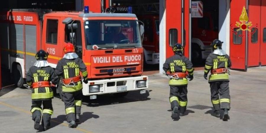 VIGILI DEL FUOCO SICILIA – NUOVO STATO DI AGITAZIONE